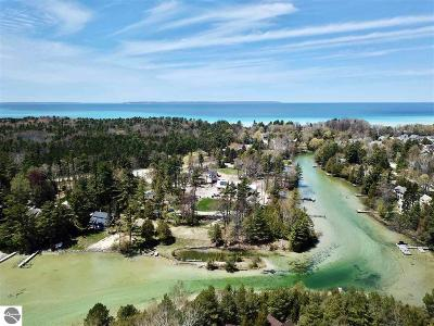 Leelanau County Residential Lots & Land New: 2351 & 2344 S Penwood Trail