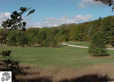 Leelanau County Residential Lots & Land New: Bridle Trail