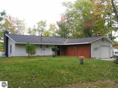 Single Family Home New: 9102 Oak Lane