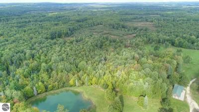 Kalkaska County Residential Lots & Land New: 8400 N Sharon Road