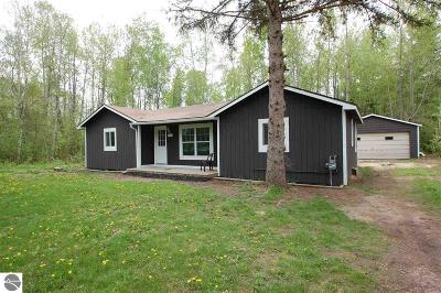 West Branch Single Family Home For Sale: 2191 Flowage Lake Road