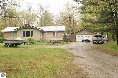 Tawas City Single Family Home For Sale: 2054 S Huron