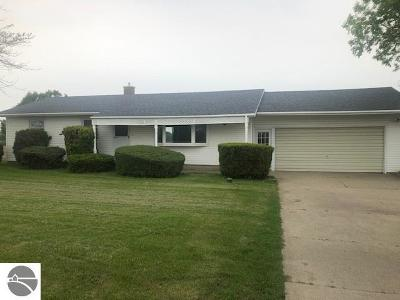 Mt Pleasant Single Family Home For Sale: 1777 E Pickard Road