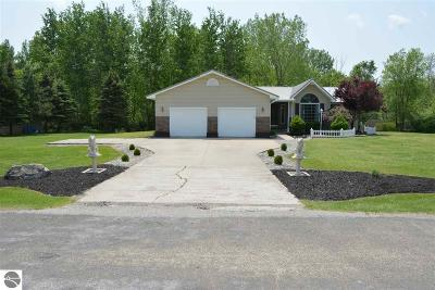 Mt Pleasant Single Family Home For Sale: 1885 Willow Wood Drive