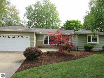 Mt Pleasant Single Family Home For Sale: 1006 Glenwood