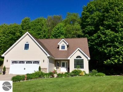 Traverse City Single Family Home For Sale: 1338 Elk Run