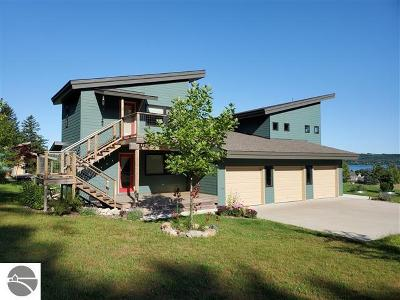 Suttons Bay Single Family Home Active U/C Taking Backups: 11550 S Chimoski View