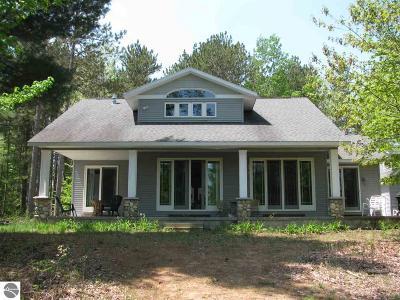 Greenbush Single Family Home For Sale: 4315 Cedar Lake Road