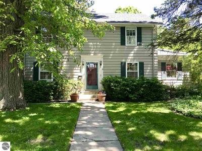 Mt Pleasant Single Family Home For Sale: 403 S Kinney