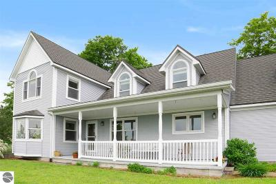 Traverse City Single Family Home For Sale: 5679 North Long Lake Road