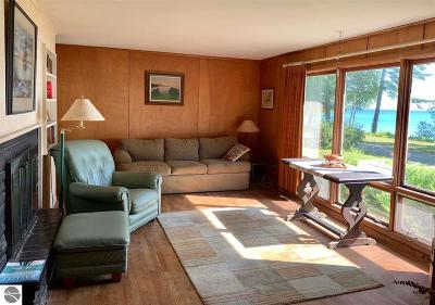 Single Family Home For Sale: 7197 East Shore Road