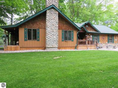 Single Family Home For Sale: 9850 S M-37