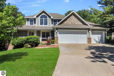 Grand Traverse County Single Family Home New: 3684 Kennedy Place