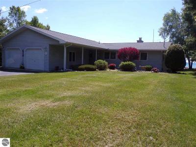East Tawas Single Family Home For Sale: 2730 E Huron
