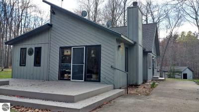 West Branch Single Family Home New: 2851 Logging Trail