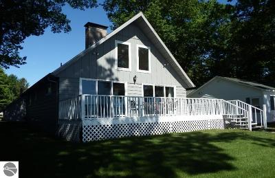Tawas City MI Single Family Home For Sale: $314,900