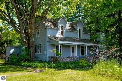 Single Family Home For Sale: 11252 Center Road