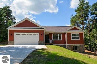 Leelanau County Single Family Home For Sale: Tbb 1400 S Nanagosa Trail