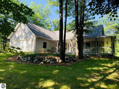 West Branch Single Family Home For Sale: 1426 Wallin Lake Drive