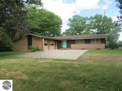 Tawas City MI Single Family Home For Sale: $309,500