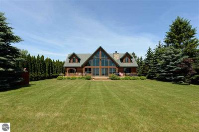 East Tawas Single Family Home For Sale: 1838 Ausable Point Road