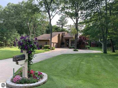Au Gres Single Family Home For Sale: 5054 Huron Breeze Drive