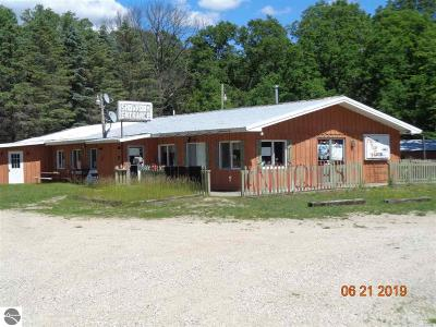Marion MI Commercial For Sale: $97,000