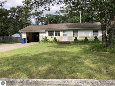 Oscoda Single Family Home For Sale: 5565 Buck Street