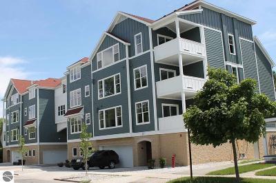 Traverse City Condo For Sale: 825 W 7th Street #208 SW