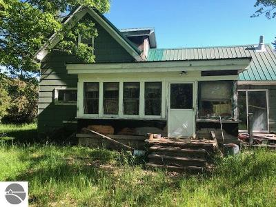 Single Family Home For Sale: 5147 S M-66