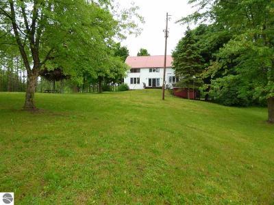 Kalkaska County Single Family Home New: 5178 NW Morrison Road