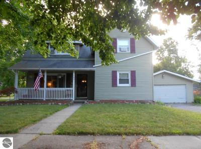 Alma Single Family Home For Sale: 107 Cedar Avenue