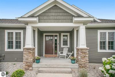 Traverse City Single Family Home Active U/C Taking Backups: 4548 Westbrook Drive