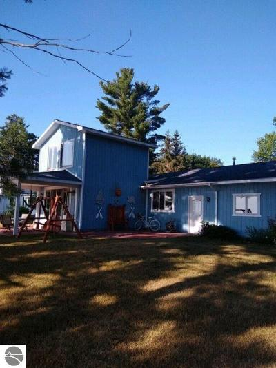 Au Gres Single Family Home For Sale: 2595 Rumsey Road