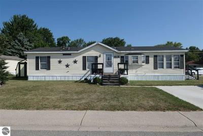 Mt Pleasant Single Family Home For Sale: 5232 E Broadway