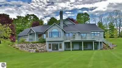 Single Family Home For Sale: 12288 Peninsula Drive