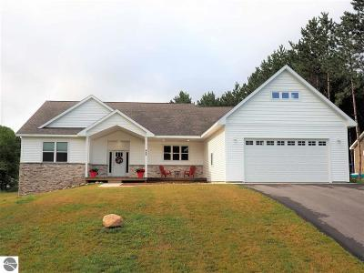 Traverse City Single Family Home For Sale: 482 Farm Lane