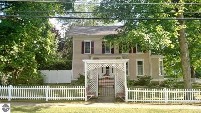 St Louis Single Family Home For Sale: 404 E Saginaw Street