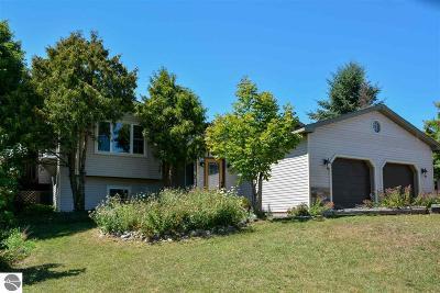 Leelanau County Single Family Home For Sale: 8606 E Lincoln Road