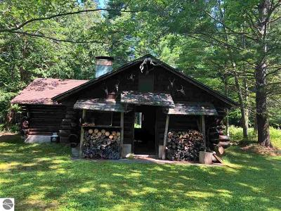 East Tawas Single Family Home For Sale: Partridge