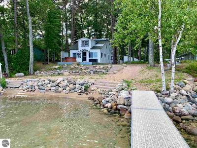 Single Family Home For Sale: 6284 Crystal Beach Road
