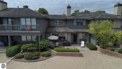 Traverse City Condo For Sale: 12675 S Marina Drive #4