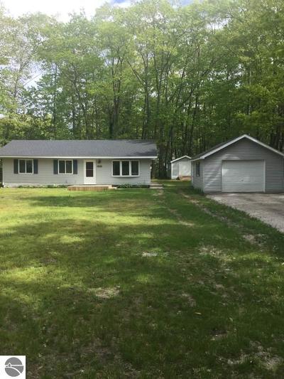 East Tawas Single Family Home New: 3694 Kirkland Drive