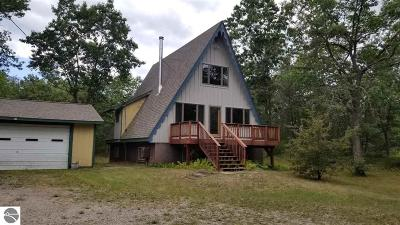 East Tawas Single Family Home For Sale: 3416 Zudell Court