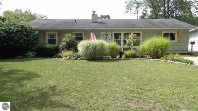 Mt Pleasant Single Family Home For Sale: 1406 South Drive