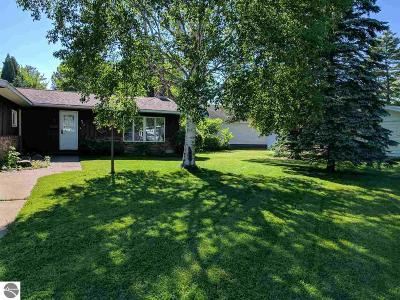 East Tawas Single Family Home For Sale: 513 Alice Street