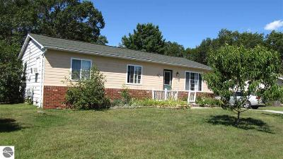 Oscoda Single Family Home For Sale: 4655 River Street
