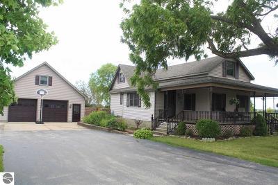 Shepherd Single Family Home For Sale: 6399 S Summerton Road
