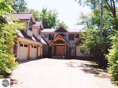 Oscoda Single Family Home For Sale: 7015 Loud Drive