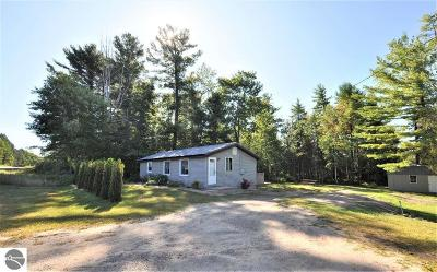 Single Family Home For Sale: 10235 S Us-31